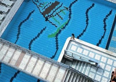 επένδυση πισίνας με πλακάκι 3