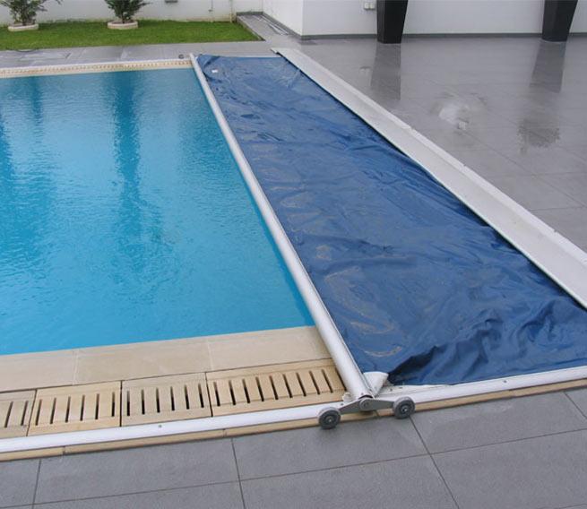 καλύματα πισίνας